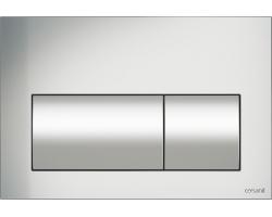 Клавиша для инсталляции Cersanit Presto BU-PRE/Cm (хром матовый, для инсталляции Cersanit Leon New и Cersanit Linc Pro)