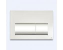 Клавиша для инсталляции Cersanit Presto BU-PRE/Wh (белая, для инсталляции Cersanit Leon New и Cersanit Linc Pro)