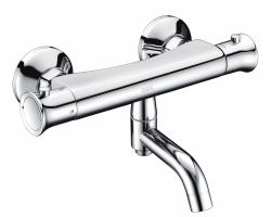 Смеситель  для ванны термостатический D&K Bayern Potsdam DA2113201 (хром глянец)