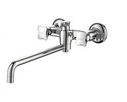 Смеситель для ванны D&K Hessen Grimm DA1383301 (хром глянец)