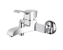 Смеситель для ванны D&K Rhein Bach DA1473201 (хром глянец)