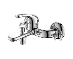 Смеситель для ванны D&K Rhein Eucharius DA1373201 (хром глянец)