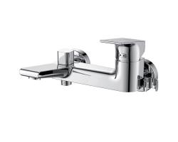 Смеситель для ванны D&K Rhein Hertz DA1293201 (хром глянец)