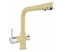 Смеситель для кухни Dr. Gans DG-05 30.45Н.2120.402 (дюна, с подключением к фильтру с питьевой водой)