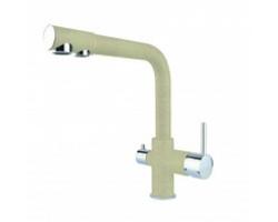 Смеситель для кухни Dr. Gans DG-05 30.45H.2120.403 (латте, с подключением к фильтру с питьевой водой)