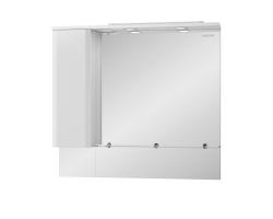 Зеркало-шкаф Edelform Amata 100 95 см. 2-809-00-S (белое)