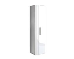 Пенал Edelform Forte 35 35 см. 3-724-00 (белый, подвесной, две двери)