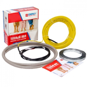 Теплый пол Energy Cable 260 Вт