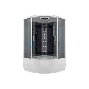 Душевой бокс Erlit ER4350T-C2 150х150 (тонированное стекло, высокий поддон)