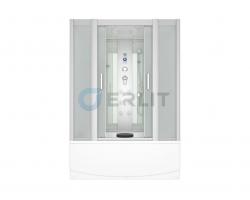 Душевой бокс Erlit ER4517TP-C3 170х80 (матовое стекло, высокий поддон)