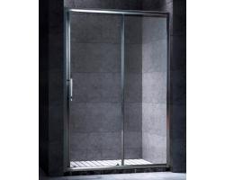 Дверь для душа Esbano ES-100DK 100 см. 100х195 (раздвижная, прозрачное стекло)