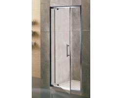 Дверь для душа Esbano ES-80DV 80 см. 80х195 (распашная, прозрачное стекло)