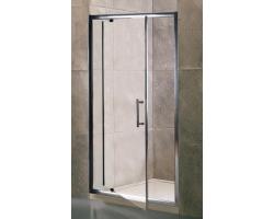 Дверь для душа Esbano ES-90DV 90 см. 90х195 (распашная, прозрачное стекло)