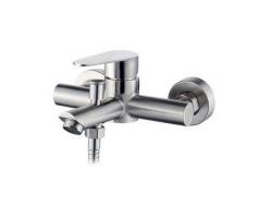 Смеситель для ванны Esko Chicago CG54 (нержавеющая сталь, с душевым комплектом)