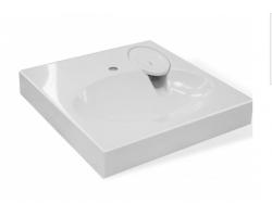 Раковина Эстет Lea 60 ФР-00001624 60 см. (белая, для установки над стиральной машинкой)