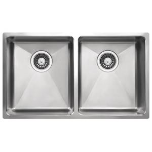 Кухонная мойка Florentina Логика LO.700.400.В.20.P.10 (полированный хром)