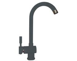 Смеситель для кухни Flortek FK-03 31FK.03H.1110.102 (чёрный)