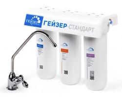 Фильтр для питьевой воды Гейзер Классик Комп 16020 (кран в комплекте)