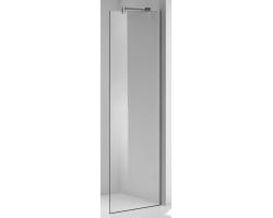 Боковая стенка Gemy D80 80x190 (хром, прозрачное стекло)