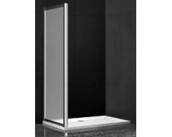Душевая дверь Gemy A80M 80х190 (хром, матовое стекло)