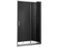 Душевая дверь Gemy Victoria S30191H 100х190 (хром, прозрачное стекло)