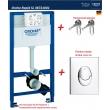 Инсталляция для подвесного унитаза Grohe Rapid SL 38721001 (38721 001) (комплект 3 в 1)