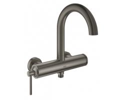 Смеситель для ванны Grohe Atrio 32652AL3 (графит матовый)