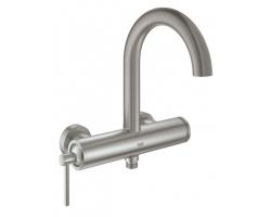 Смеситель для ванны Grohe Atrio 32652DC3 (нержавеющая сталь)