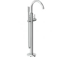 Смеситель для ванны Grohe Atrio 32653002 (хром глянец, напольного монтажа, внешняя часть)