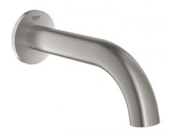 Настенный излив для ванны Grohe Atrio 13139DC3 170 мм. (нержавеющая сталь)