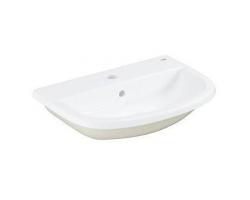 Раковина Grohe Bau Ceramic 39422000 56 см. (белая, встраиваемая в столешницу)
