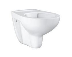 Чаша подвесного унитаза Grohe Bau Ceramic 39427000 (белый, безободковый)