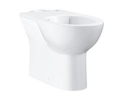 Чаша напольного унитаза Grohe Bau Ceramic 39429000 (белый, вертикальный, безободковый)