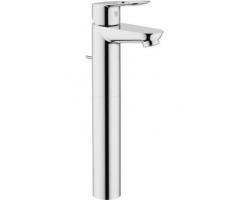 Смеситель для раковины Grohe BauLoop 32856000 (хром глянец, с донным клапаном)
