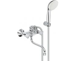 Смеситель для ванны Grohe Costa L 2679010A (хром глянец, с душевым комплектом)