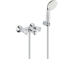Смеситель для ванны Grohe Costa L 2546010A (хром глянец, с душевым комплектом)