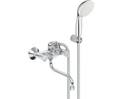 Смеситель для ванны Grohe Costa S 2679210A (хром глянец, с душевым комплектом)