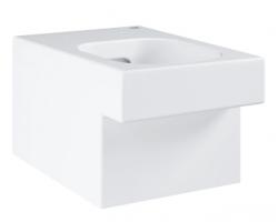 Чаша подвесного унитаза Grohe Cube Ceramic 3924400H (белый, безободковый)