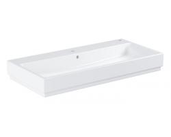 Раковина Grohe Cube Ceramic 3938600H 100 см. (белая)