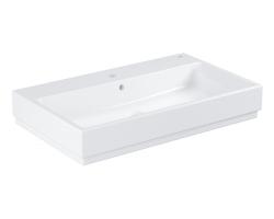 Раковина Grohe Cube Ceramic 3946900H 80 см. (белая)