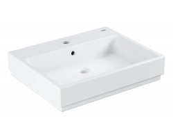 Раковина Grohe Cube Ceramic 3947300H 60 см. (белая)