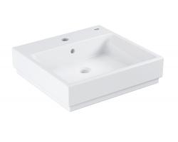 Раковина Grohe Cube Ceramic 3947400H 50 см. (белая)