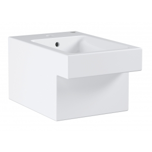 Биде подвесное Grohe Cube Ceramic 3948600H (белое)