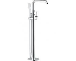 Смеситель для ванны Grohe Essence New 23491001 (хром глянец, внешняя часть, напольного монтажа)