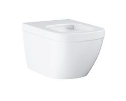 Чаша подвесного унитаза Grohe Euro Ceramic 39328000 (белый, безободковый)