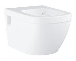 Чаша подвесного унитаза Grohe Euro Ceramic 39538000 (белый, безободковый)