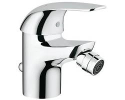 Смеситель для биде Grohe Euroeco 23263000 (хром глянец, с донным клапаном)