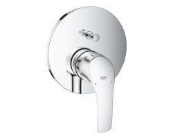 Смеситель для ванны Grohe Eurosmart 24043002 (хром глянец, внешняя часть, скрытого монтажа)