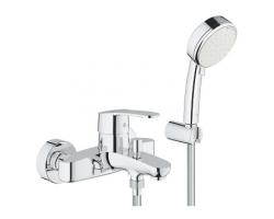 Смеситель для ванны Grohe Eurostyle Cosmopolitan 3359220A (хром глянец, с душевым комплектом)