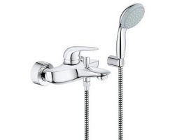 Смеситель для ванны Grohe Eurostyle New 23729003 (хром глянец, с душевым комплектом)